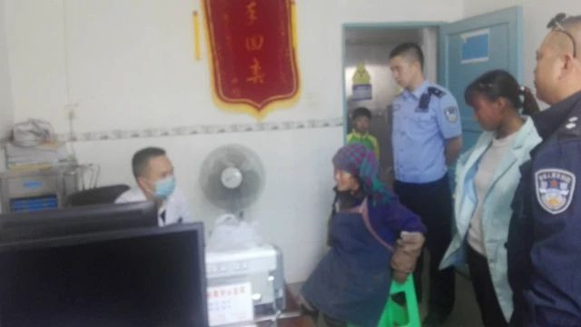 泸州一男子动手打72岁老母亲,警方介入调查