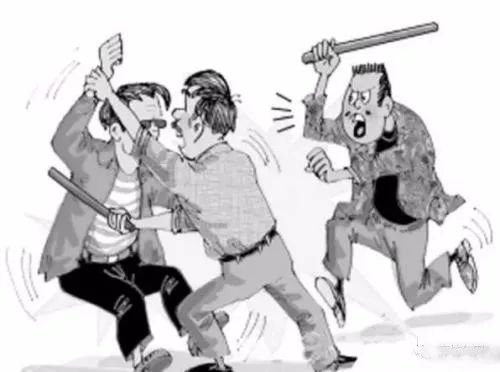 冲动是魔鬼!巴中五名男子打断他人脚筋触犯刑法被刑拘