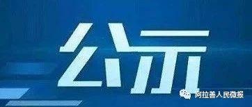 阿左旗人力�Y源和社��保障局�P于2019年中初���Q�u���Y果的公示