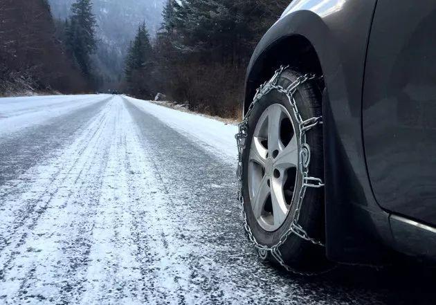 """广元交警发布辖区""""暗冰分布图"""",提醒驾驶人谨慎驾车!"""