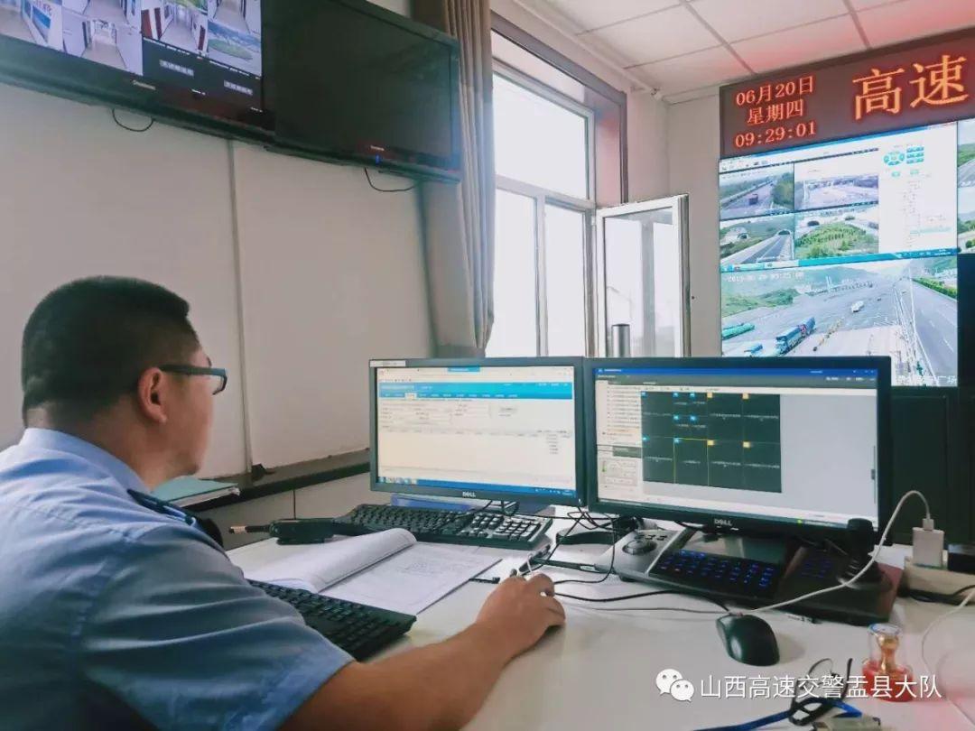 盂�h高速:秦�x警方通力合作逃逸事故5小�r��善�