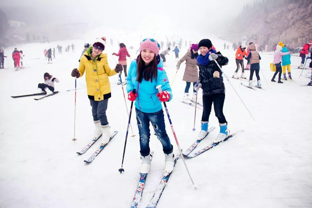 又到滑雪季!许昌周边7大滑雪场陆续开业,带上家人朋友去雪地里撒欢啊~