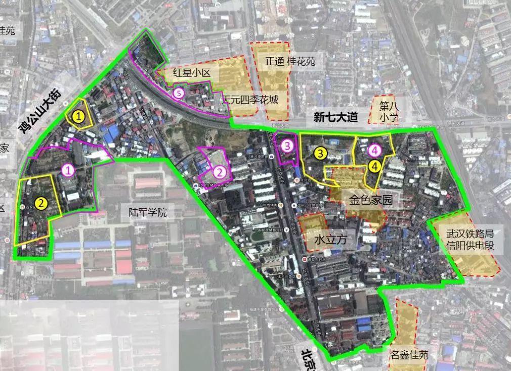 ���投�Y近40�|用于拆�w�c安置,信�中心城�^�@些地方���l生巨�(附:����^域�D)