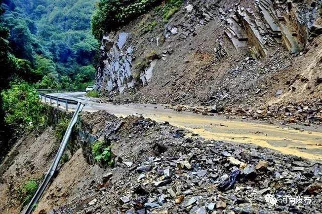 河南印发地质灾害防治方案,澳门真人赌场官网3处隐患点要重点预防