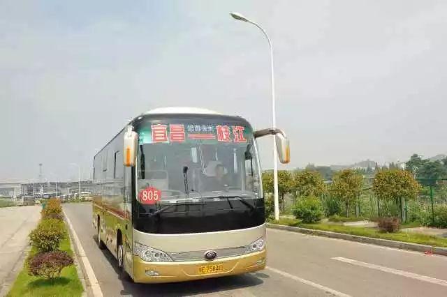 【特别关注】宜昌至枝江805路城际公交线路调整公告