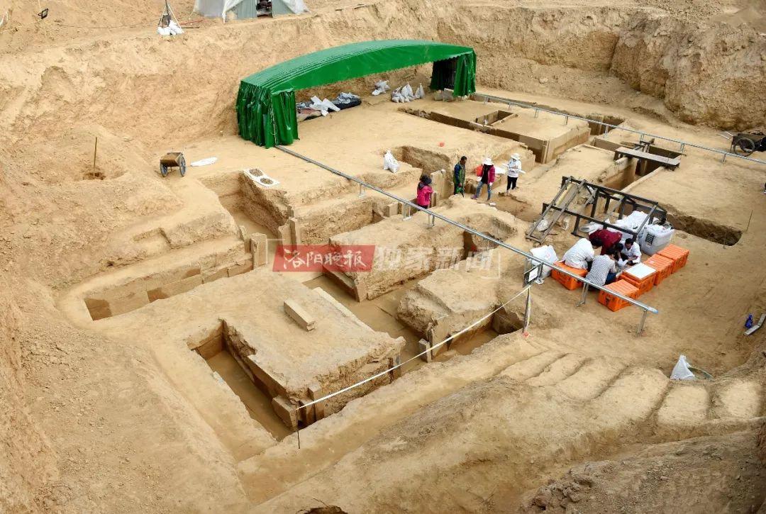 洛阳西汉大墓为什么没有被盗?大家的这些疑问,专家来解答了……