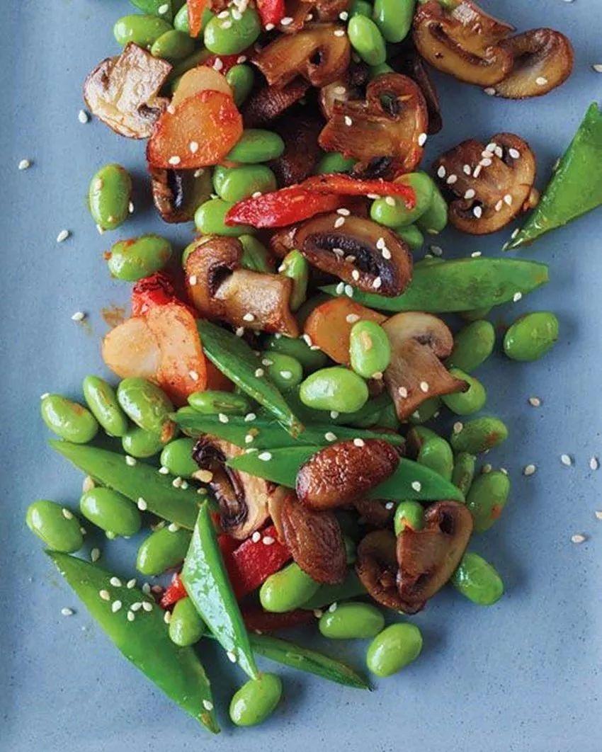 毛豆和它一起煮,润肺养颜,胜吃无数补药,赶紧看!