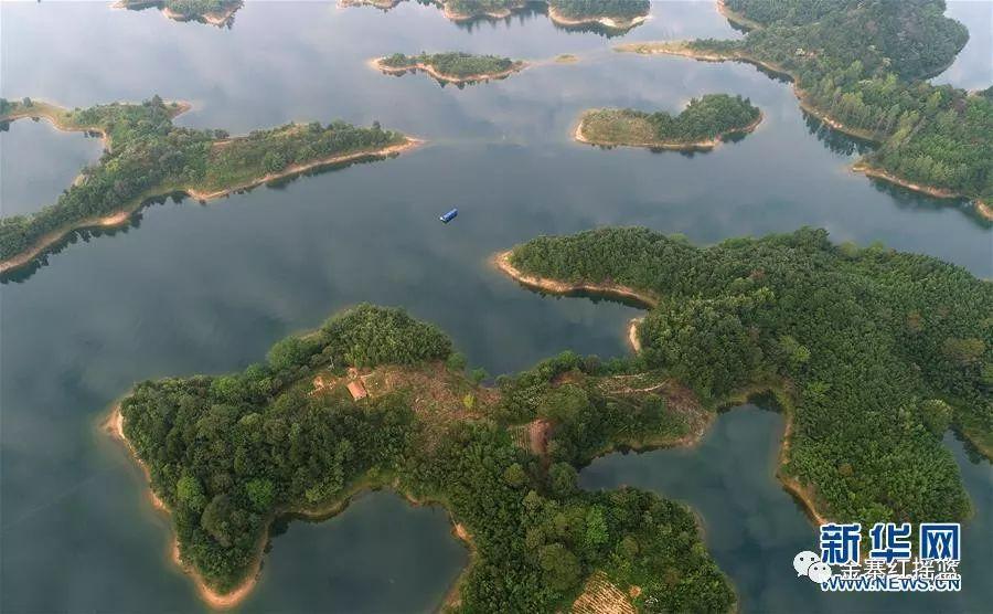 澳门威尼斯人赌场开户这个小千岛湖真的太漂亮了,被不少人挤爆!