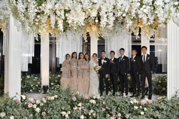恭喜|阿娇终于迎来大婚!所以之前那些仪式都是什么?