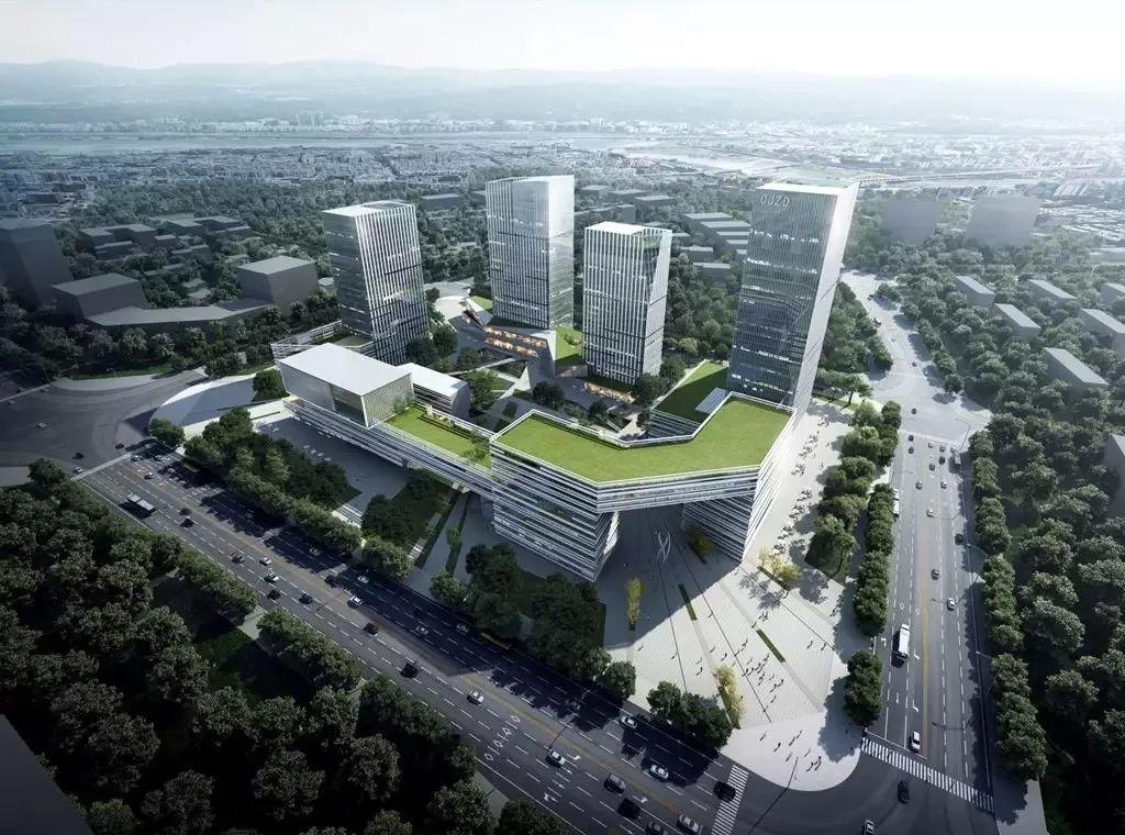 总投资17亿|川南临港片区总部基地预计2020年竣工投用