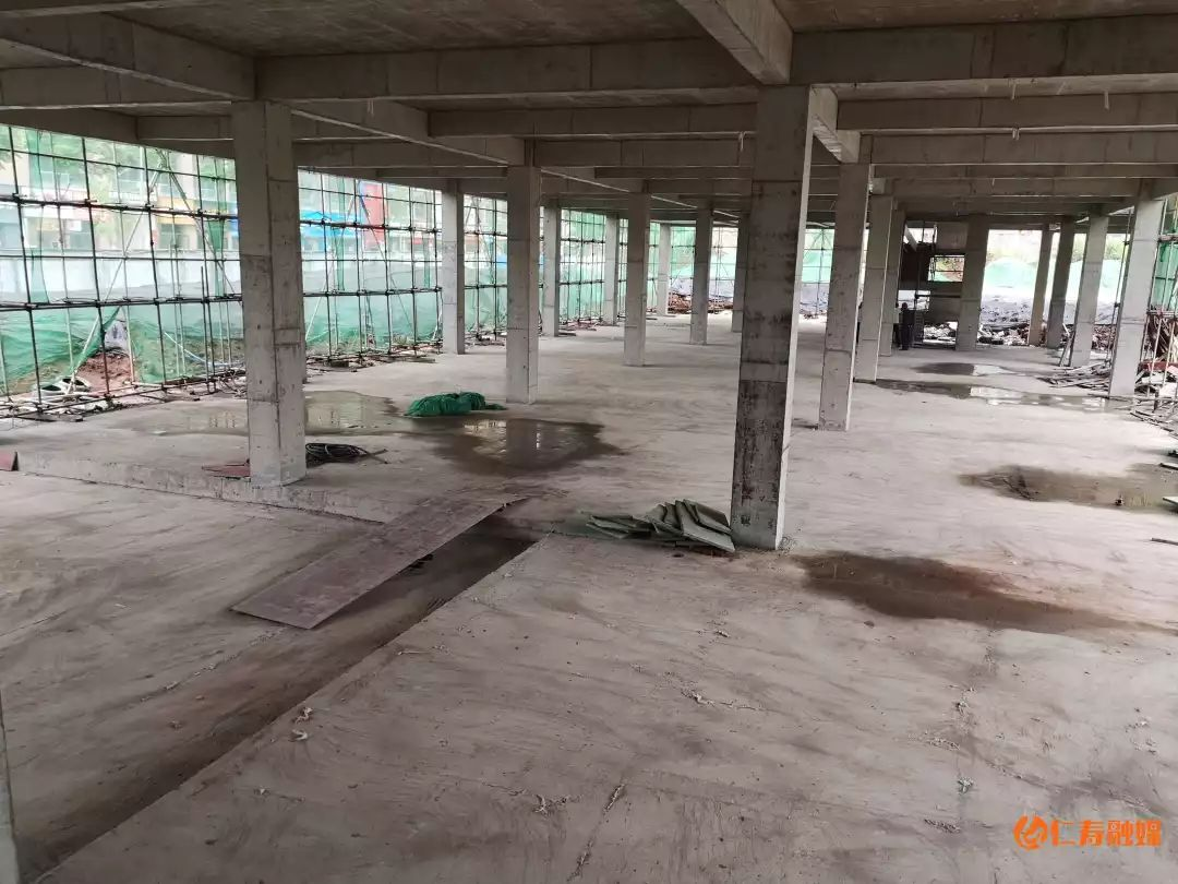 期待!仁寿城北综合市场,预计今年10月份能投入使用!