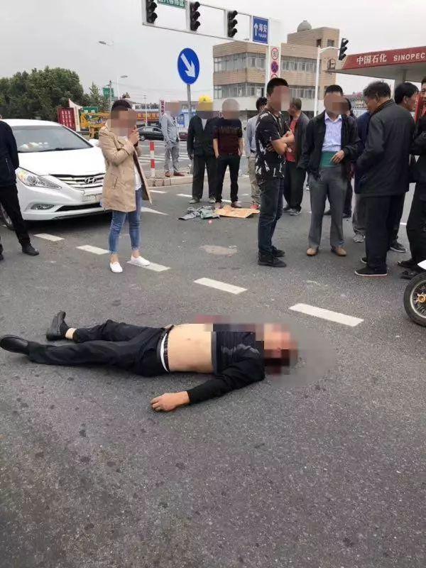 昨天如皋发生多起交通事故,一人当场身亡!