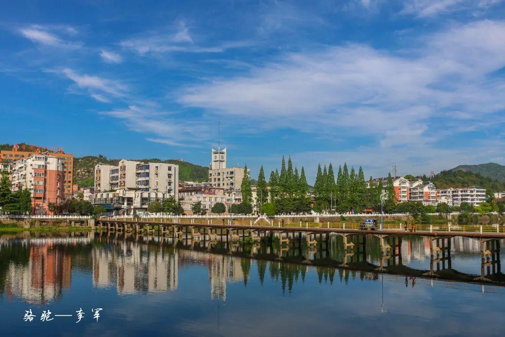 金寨梅山老县城,现在是这个样子!!