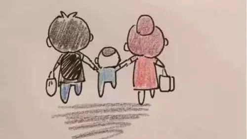 泪奔!离家前,请再牵牵爸妈的手!