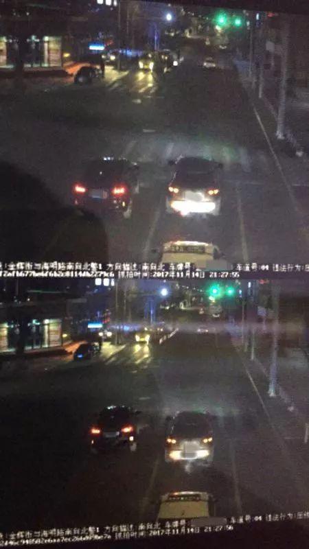 【前方高能】白城90%老司机在此路口违章,再忽视吃罚单可别喊冤!