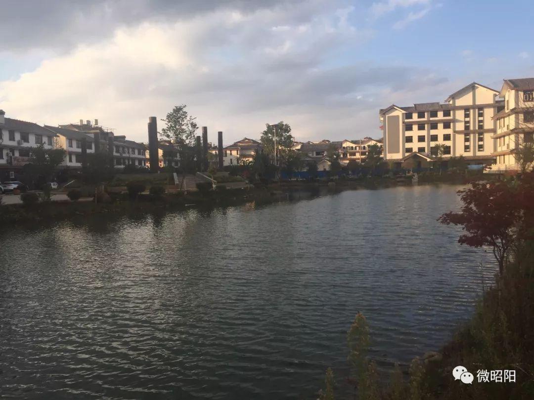 昭阳区这条黑臭河终于变了模样