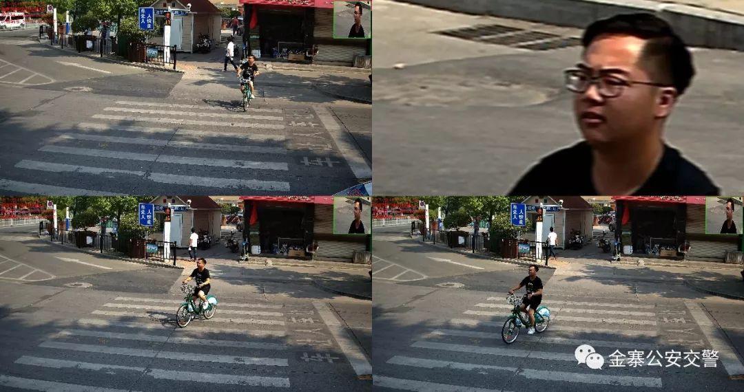 金寨这些人闯红灯,附大头照!城区智能化抓拍系统点位公布!