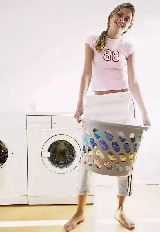 洗衣服常见的误区,偃师的你有没有中招!