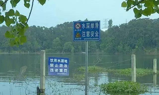 """曝光!80多万信阳人的""""大水缸"""",竟变成他们的泳池…"""