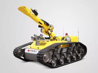 总投资5亿|泸州要建特种智能机器人生产基地了!