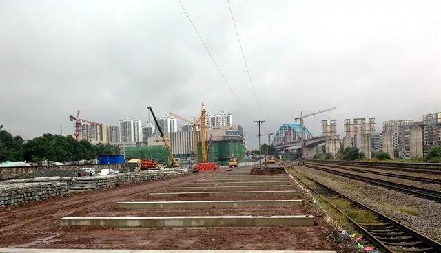 川南城际铁路最新进展:泸县铺轨基地年内完工,预计明年4月起铺轨