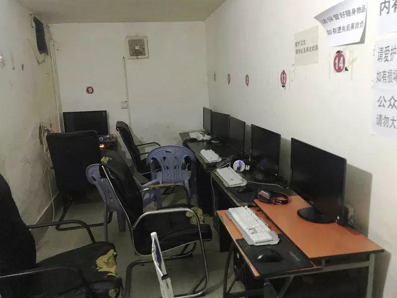 """2名未成年人正在上网,泸州一家""""黑网吧""""遭查封"""