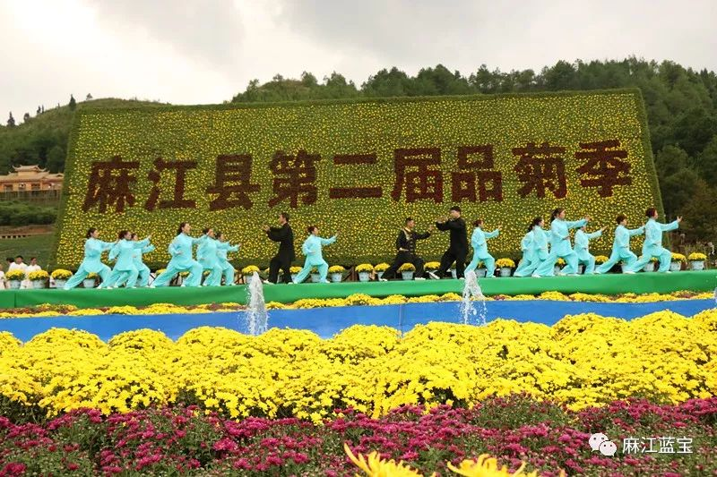 中国-麻江2018第三届药谷江村品菊季太极拳全国邀请大赛开始报名了