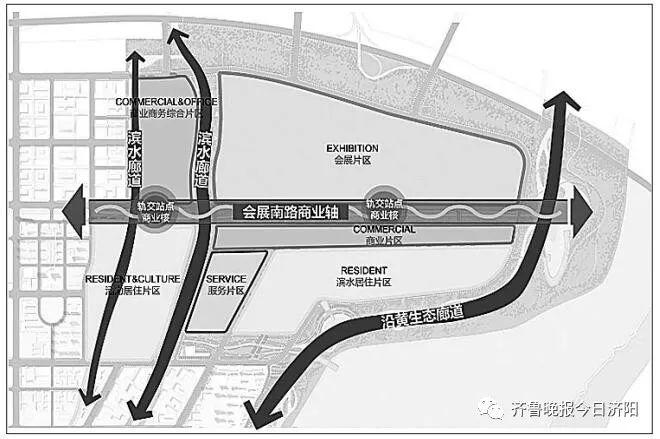 崔寨片区四街区规划公示,仅学校就有10所!