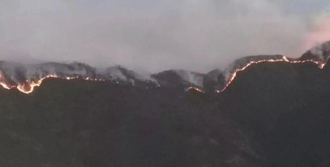 泸州一村民焚烧牛粪便引发火灾,毁了自家一座房