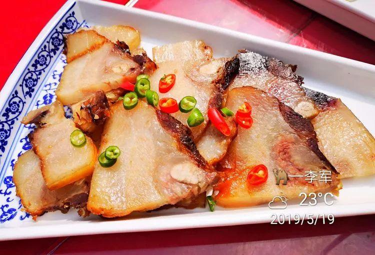 �B生菜肴一金寨�h美食文化旅游�!