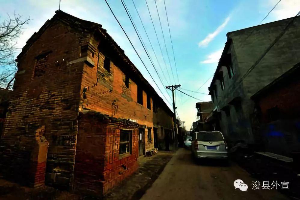 见证卫河兴废的古村落——澳门威尼斯人平台新镇镇新镇村