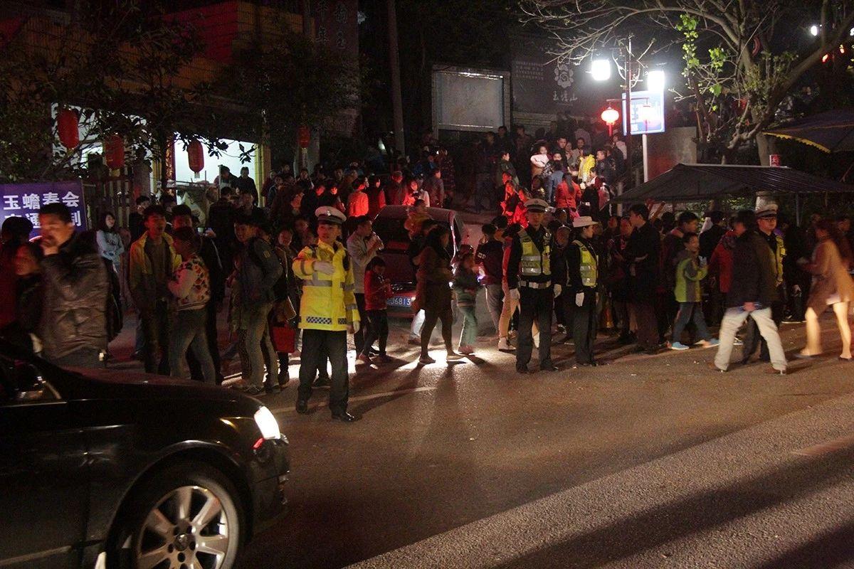 4月3日泸县玉蟾春会交通指南、安全提醒
