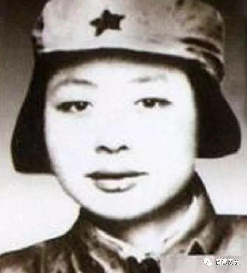 开国十大元帅夫人中军衔最高的她,竟然是金寨南溪人!
