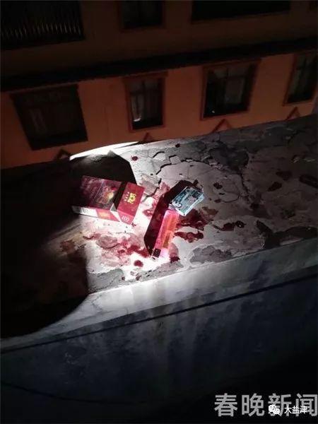 昭通一女孩考公务员失败,她爬上楼顶一刀刀割手腕