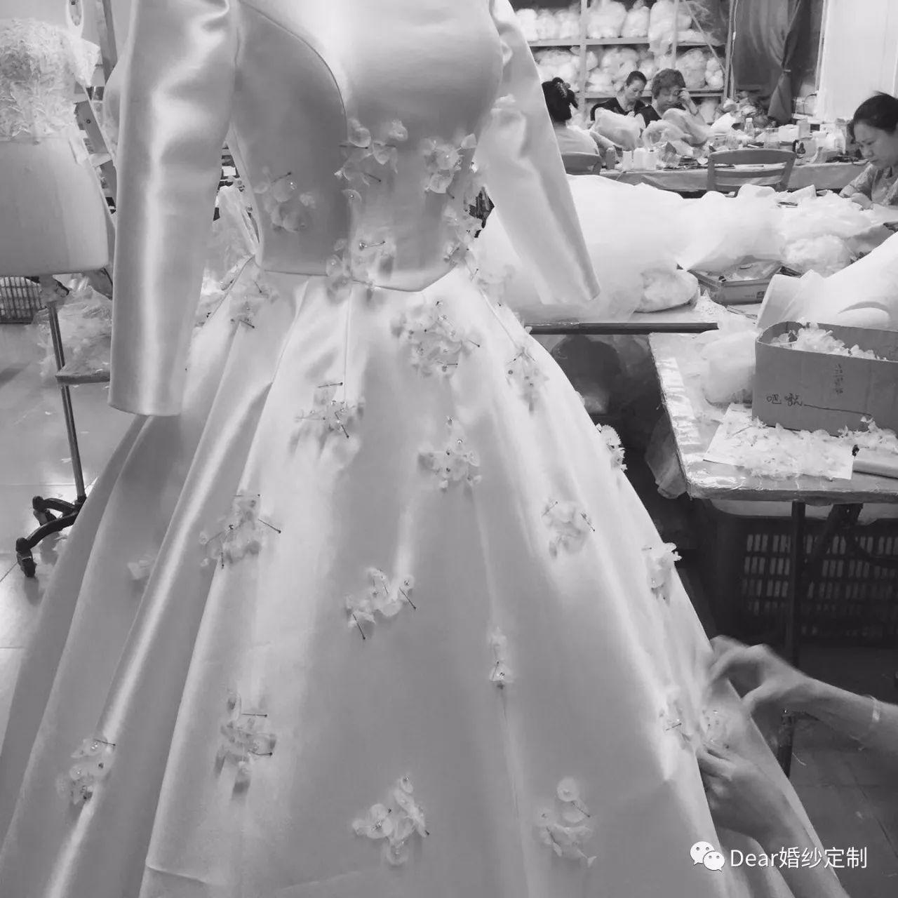 未来准新娘选婚纱的注意事项