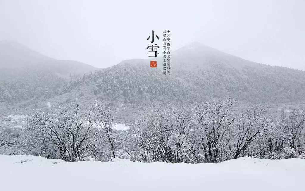 泸州周末天气播报:小雪时节,却没有雪花飘落