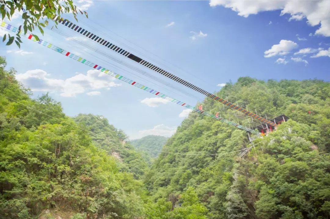 栾川新增一网红打卡地,惊险刺激又好玩!
