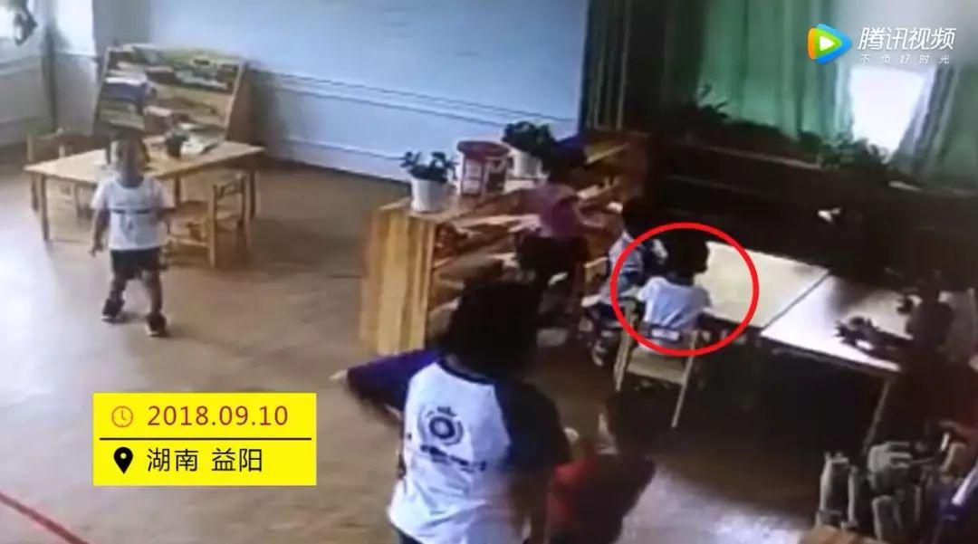 【痛心】4岁男童在幼儿园突然身亡,看完监控里夺命几分钟...母亲崩溃大哭