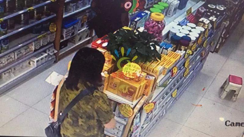 警惕!仁寿这几名女子组团偷东西,这孕婴店被偷上千商品……