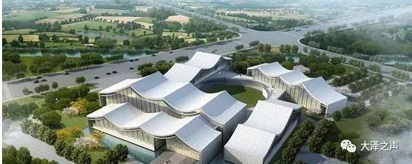 宿州市美术馆今年将开建!