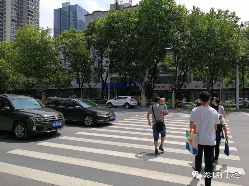 关注:我市5处智能人行过街系统下周启用!