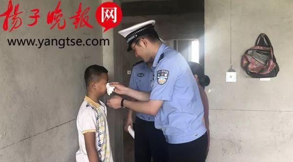 帶7歲兒子潛逃1300多天!民警抓到他時卻落淚:你是稱職的爸爸