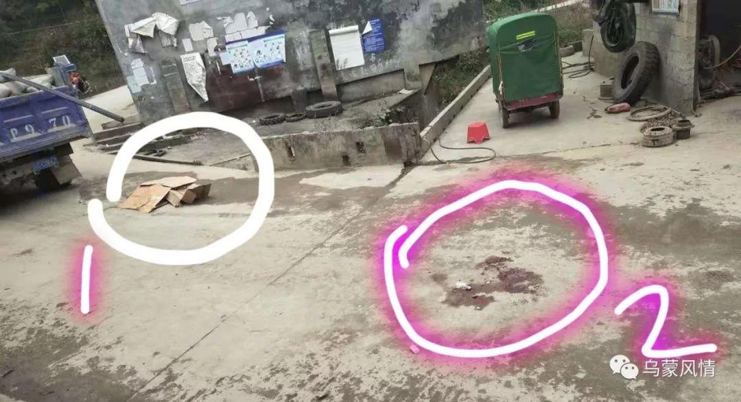 网曝威信三桃一农用车撞死小孩,司机被家属殴打住进医院!