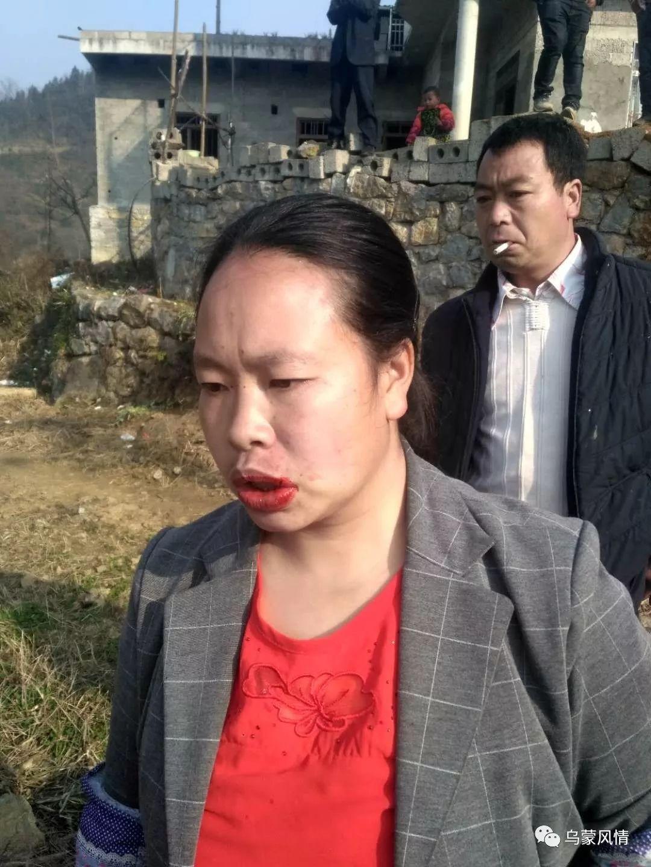 �雄�W友求助:打��我妻子的村霸���何罪?
