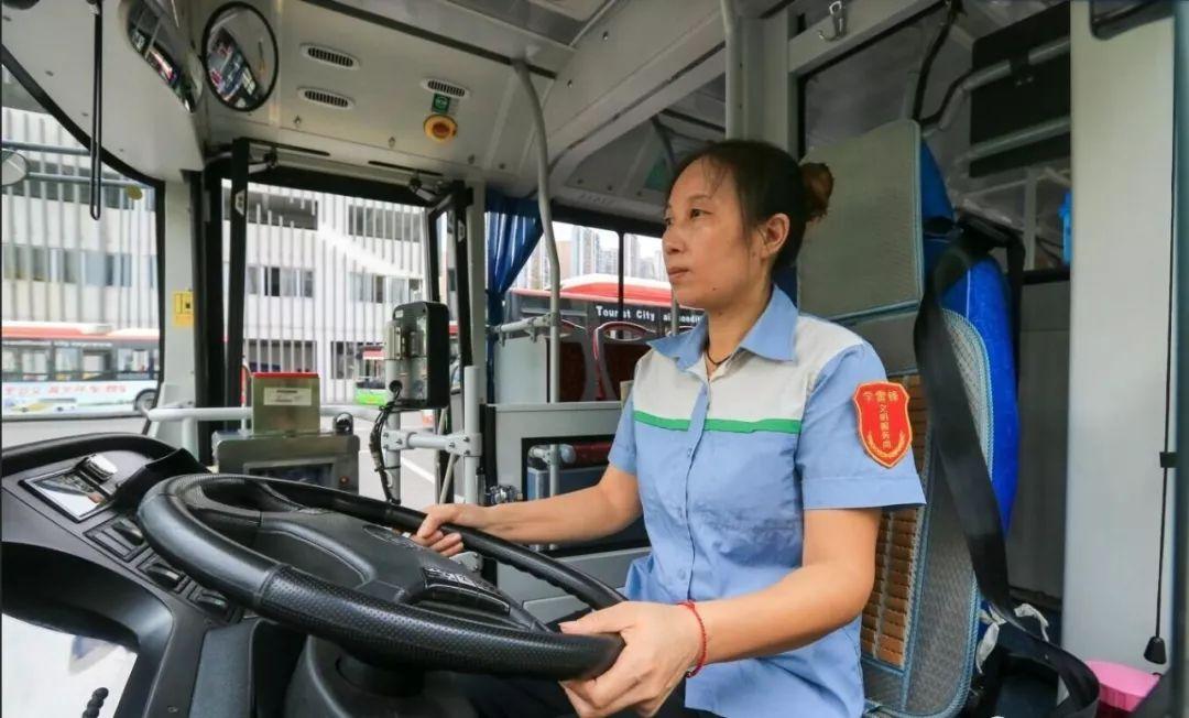 �c�!全省最美公交司�C名�纬�t,�o州8名上榜!