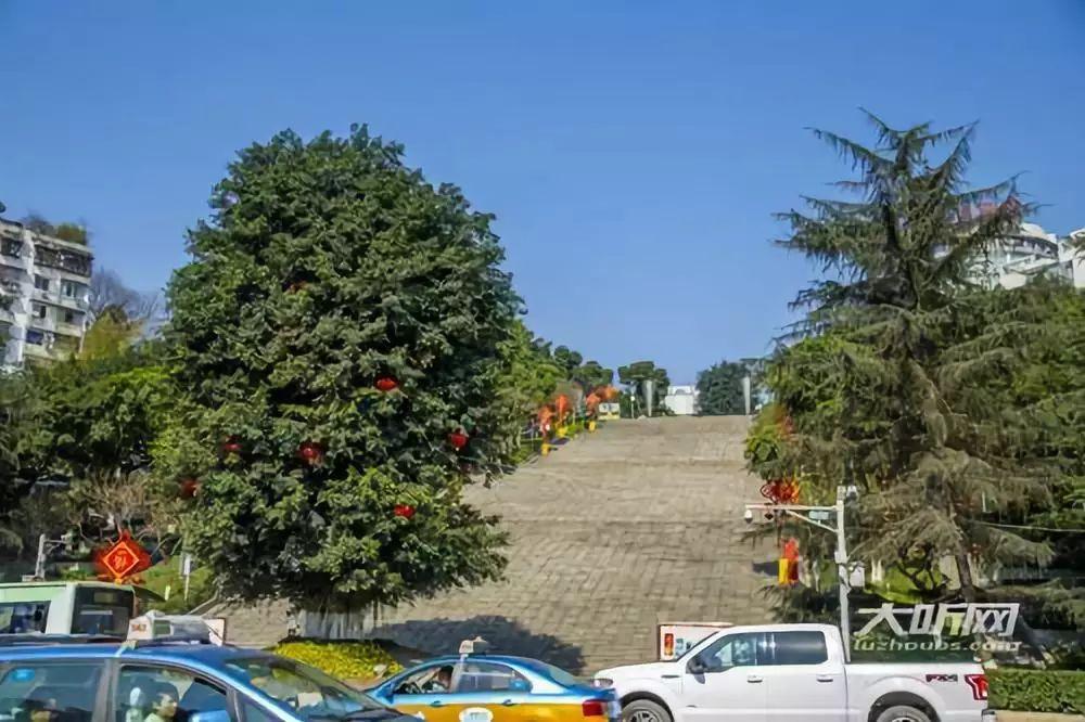 泸州大梯步二期工程力争年底开建,配套绿地、停车场