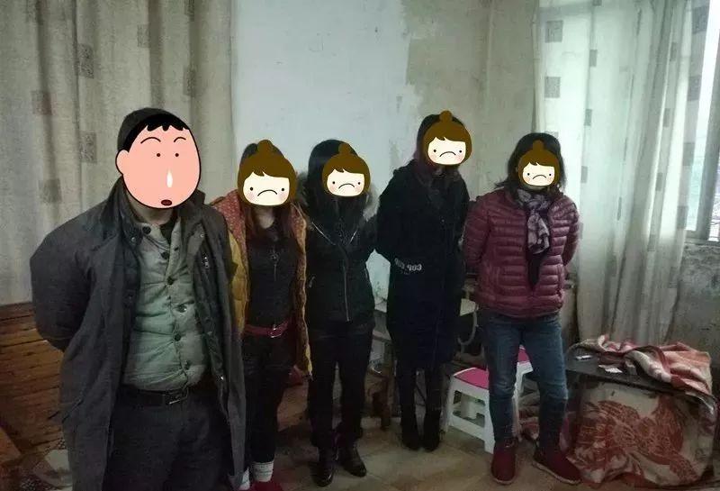 泸州蓝田出租房暗藏卖淫女子