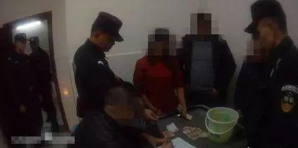 古蔺警方一举刑拘19人