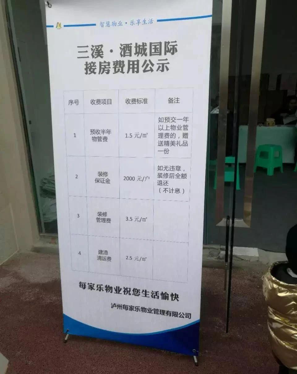 泸州酒城国际尴尬交房:开发商要求先签字,业主坚持先验房