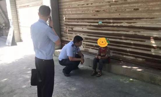泸州萌娃1个月走失2次,让民警操碎了心